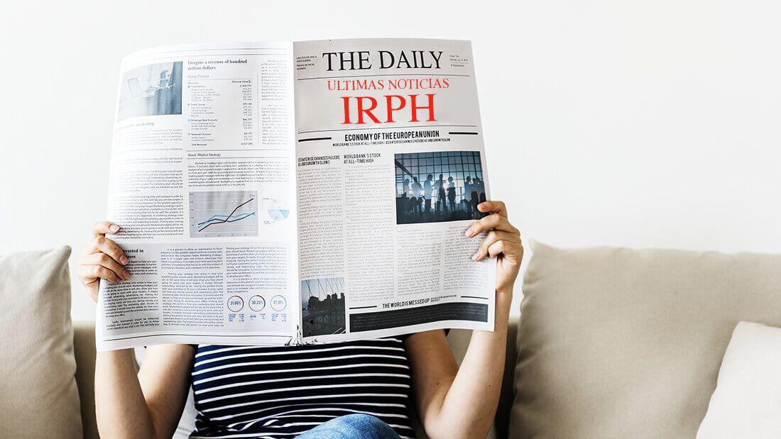 IRPH ultimas noticias