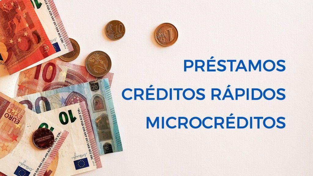 préstamo crédito rápido microcrédito