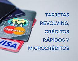 Tarjetas revolving microcreditos