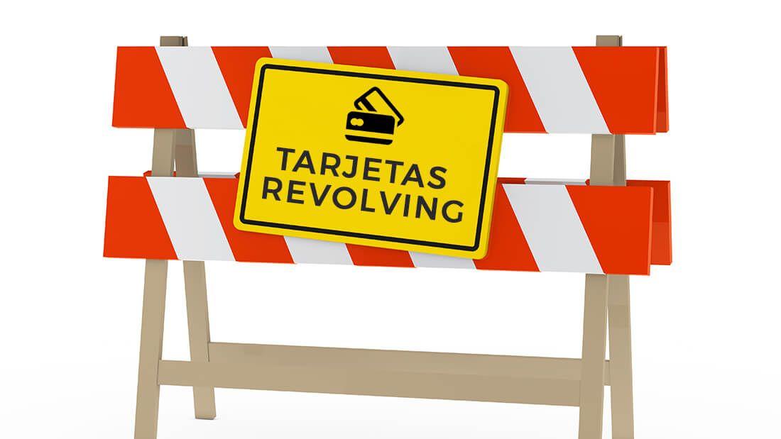 peligro Tarjetas revolving