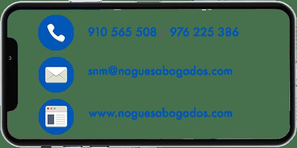 Contacto Nogues abogados