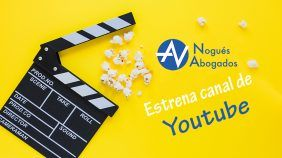 Nogues abogados canal de youtube