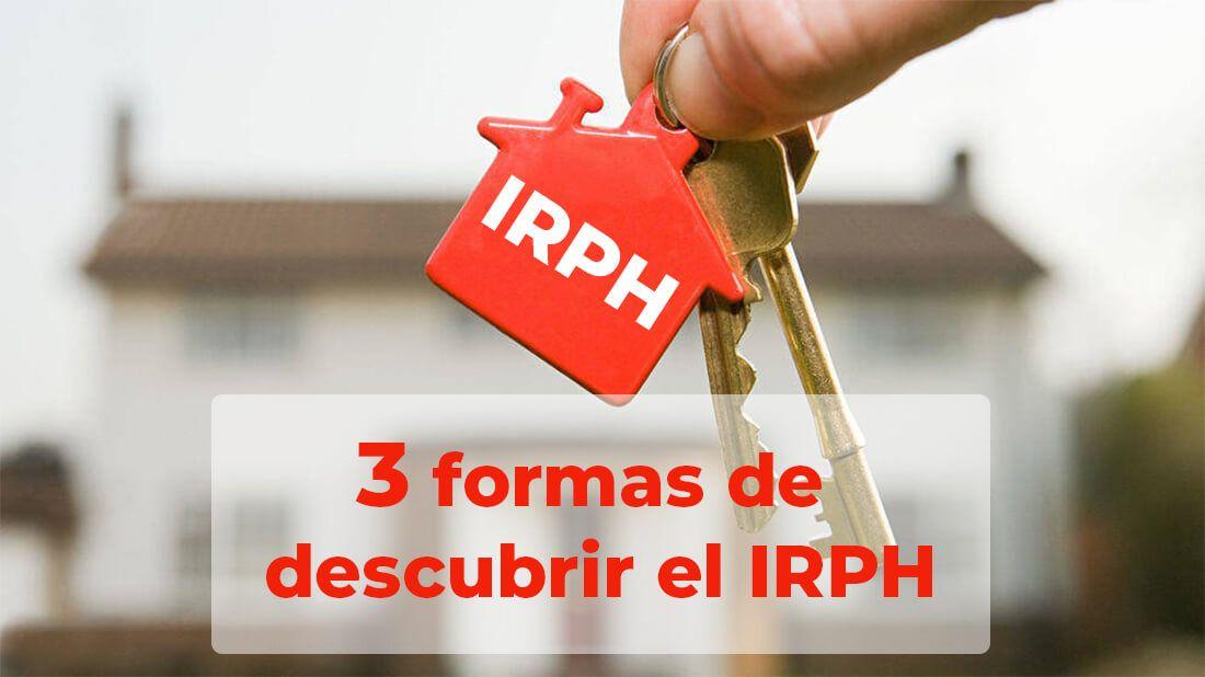 hipoteca con IRPH